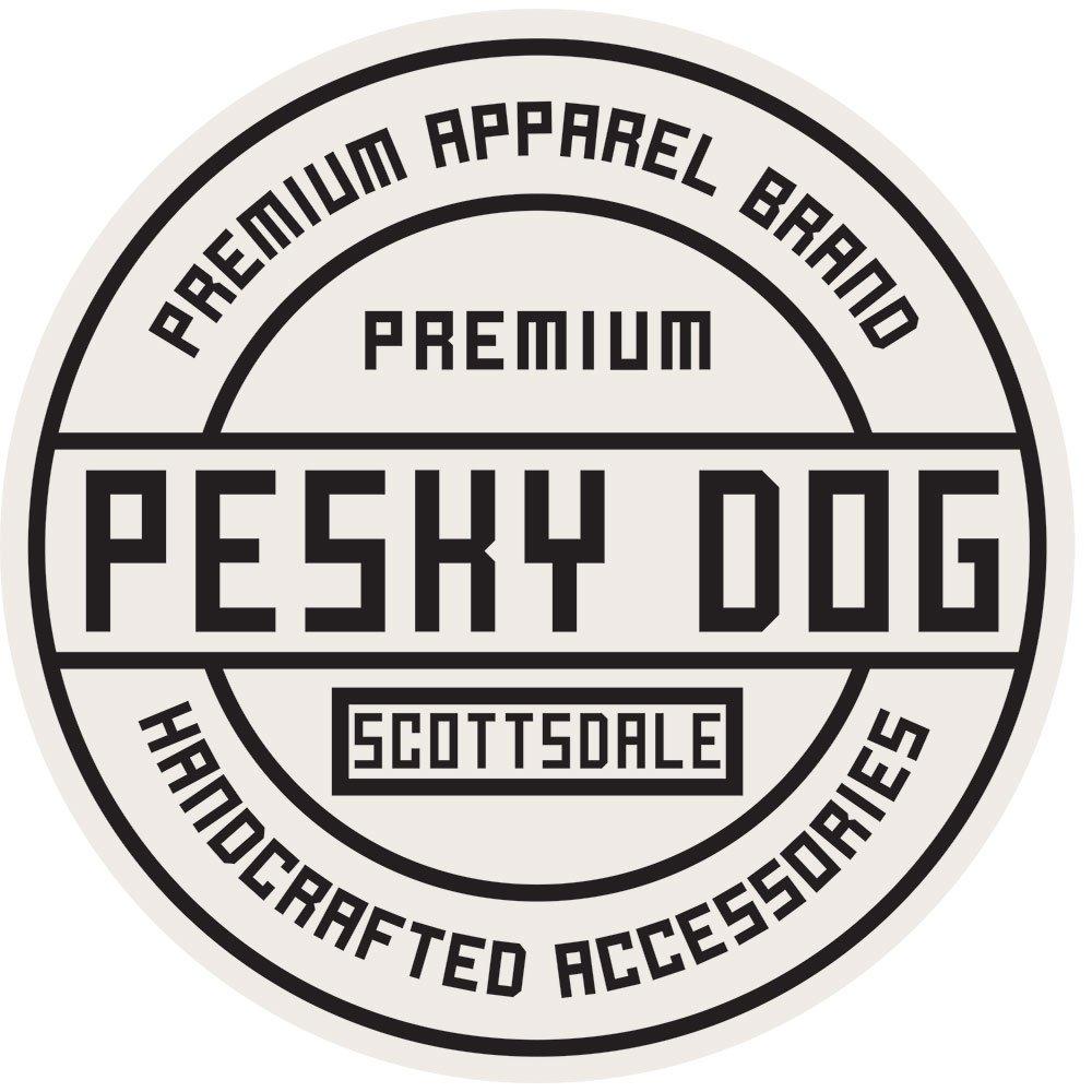pesky dog logo