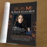 Magazine Ad Portfolio Dr. Mazaheri