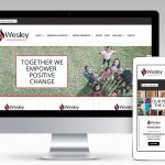 Wesley Community Health Centers | Won Creative